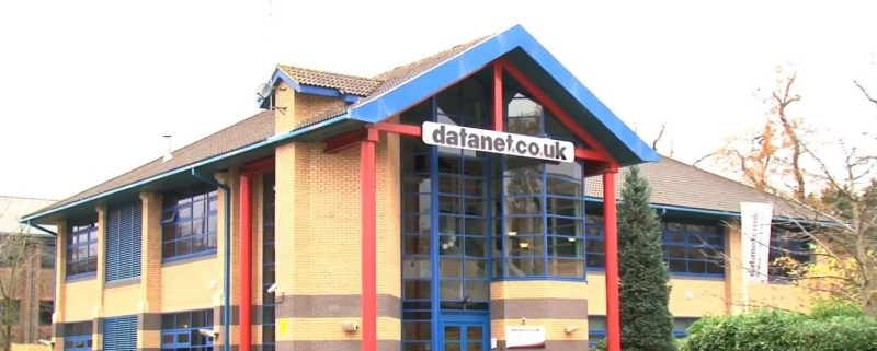 Datanet tier 3+ data centre