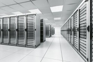 full rack data centre