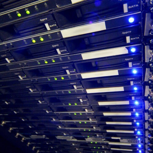 UK business server hosting