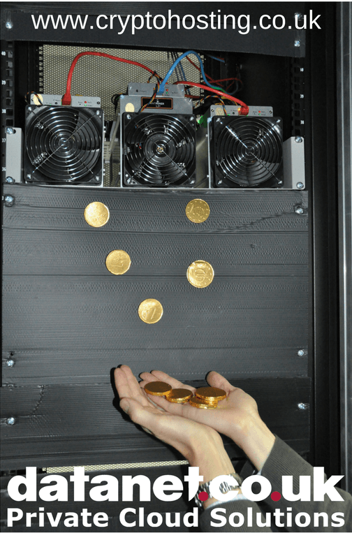 Cryptocurrency Mining | Hosting and Servers