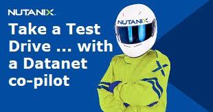 Nutanix Test Drive