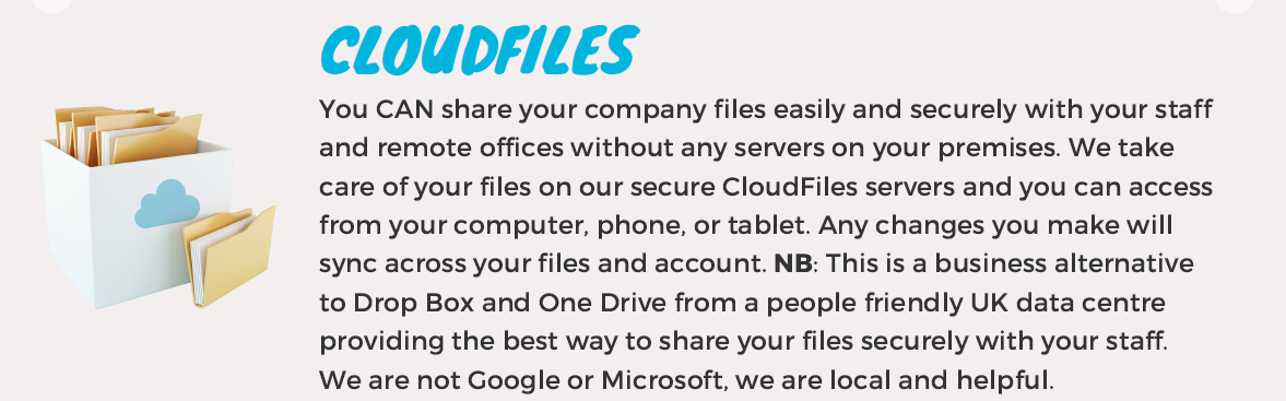 CloudFiles